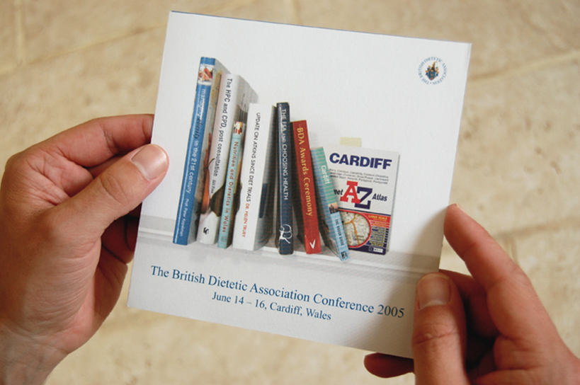 British Dietetic Association conference invite