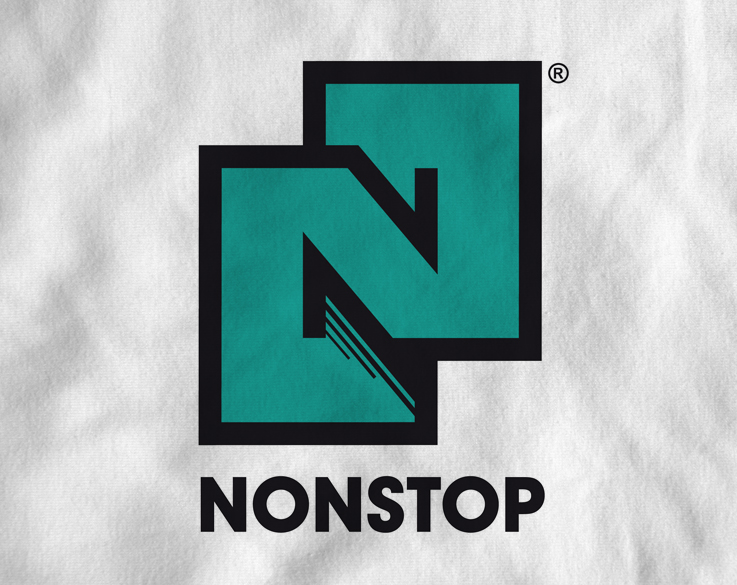 Nonstop Adventure logo design