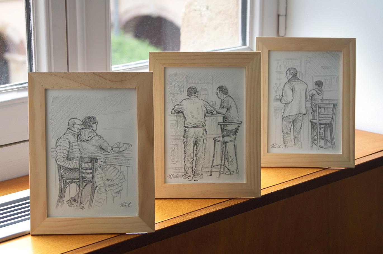 """Exhibition –""""Café Culture"""""""